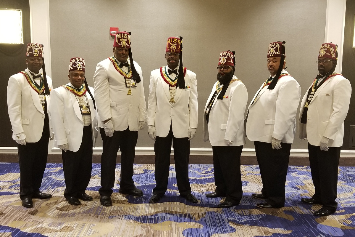 2018 Imperial Deputies of Maryland